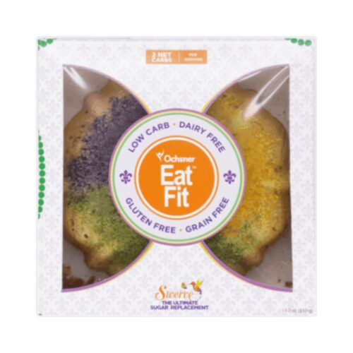 Keeping It Real Meals - Eat Fit King Cake Box