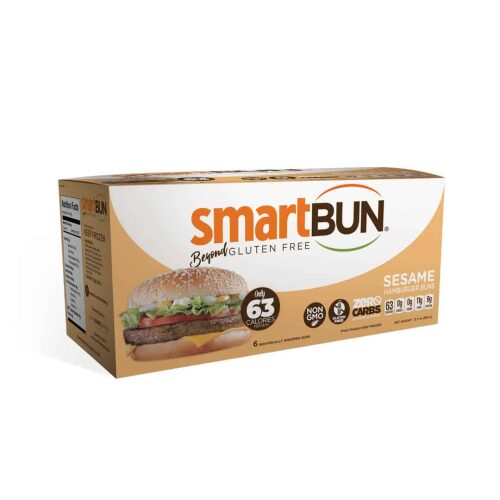 Sesame Smartbun® 6-Pack