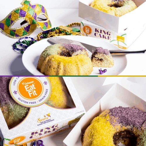 Keeping It Real Meals - Eat Fit King Cake