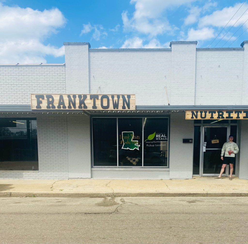 KIRM Frank Town Pickup Location